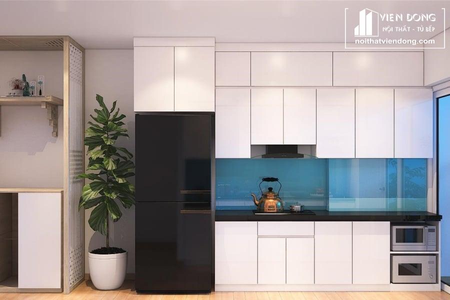 Tủ bếp giá rẻ TMF008