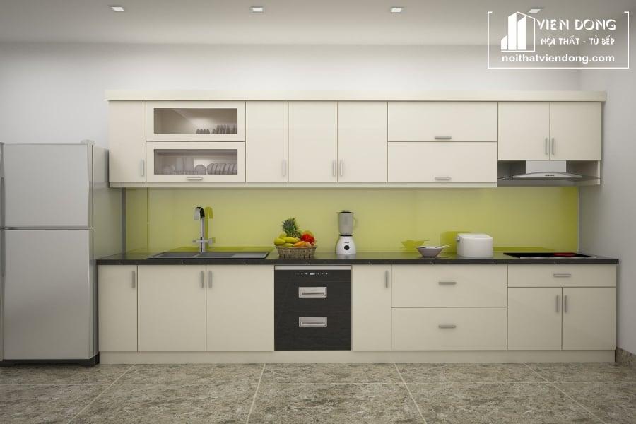 Tủ bếp giá rẻ TMF015
