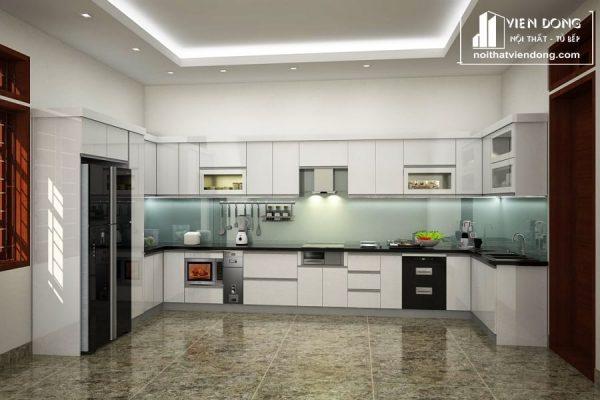 Tủ bếp giá rẻ TMF016