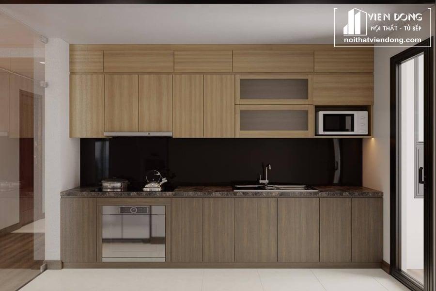 Tủ bếp Melamine TBM049