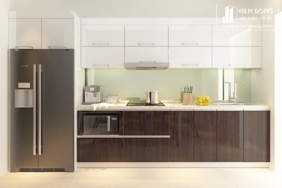 tủ bếp inox 304
