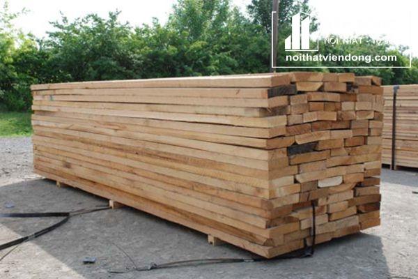 xử lý gỗ từ khâu đầu vào