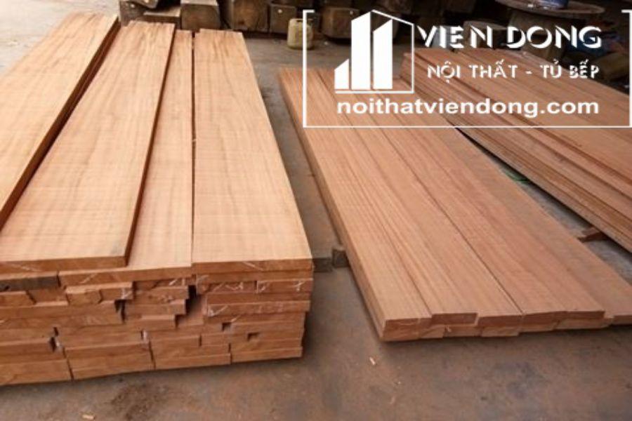giá các loại gỗ xoan đào