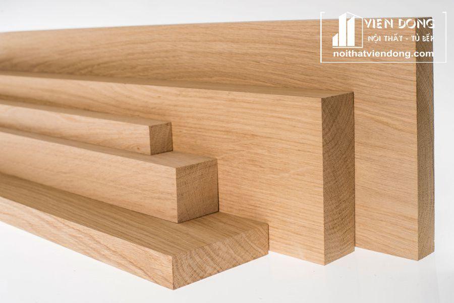 gỗ sồi thuộc nhóm nào