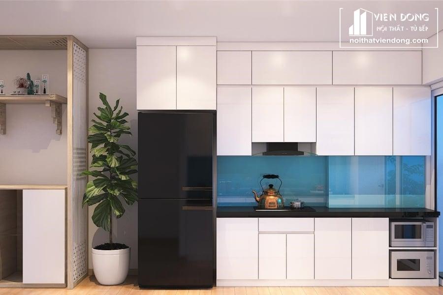Tủ bếp MDF chống ẩm