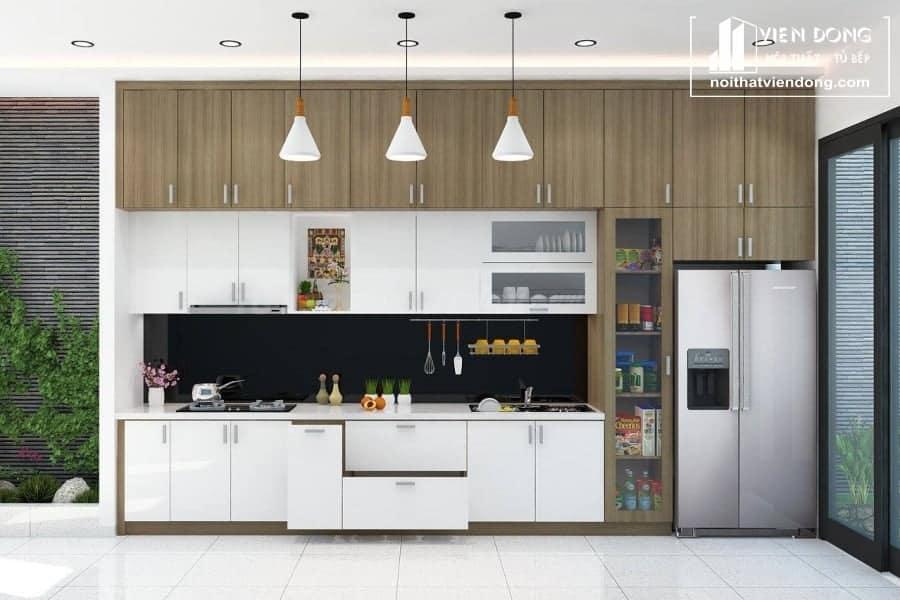 Tủ bếp acrylic ARC015