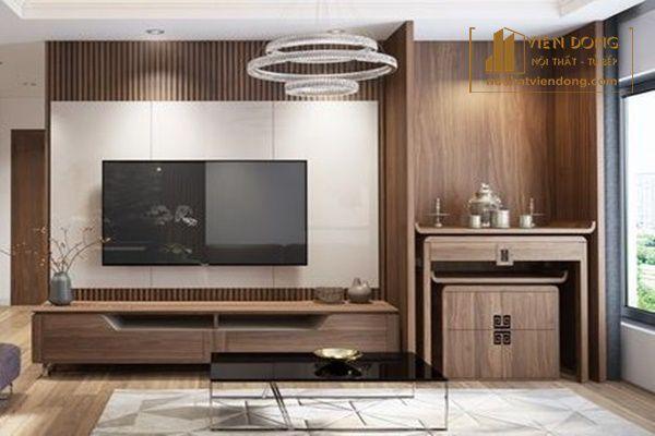 Cách lựa chọn kệ tivi phù hợp với ngôi nhà