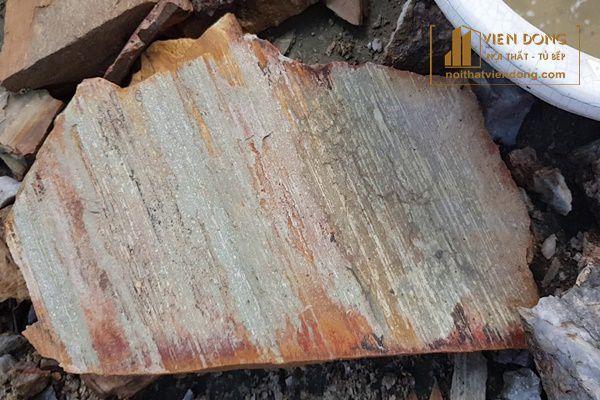 đặc điểm đá trầm tích
