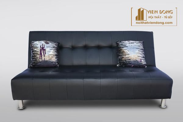 Giường sofa bằng da cao cấp