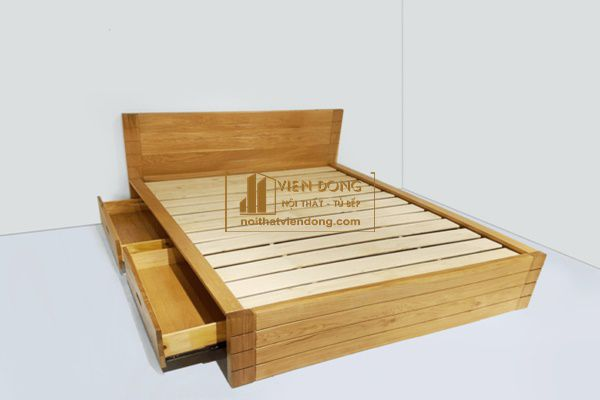 mẫu giường ngủ kiểu nhật 1