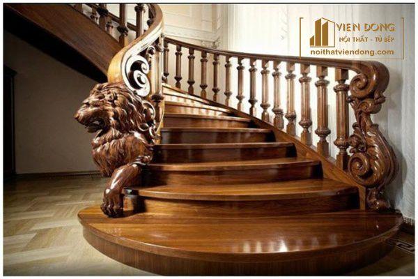 Chọn mẫu trụ cầu thang đẹp