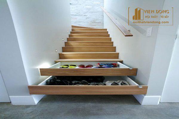 Hình 1: Tủ giày bậc thang