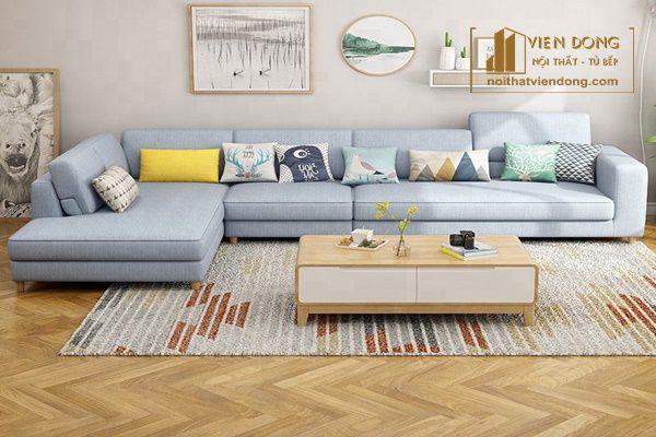 sofa nỉ giá rẻ