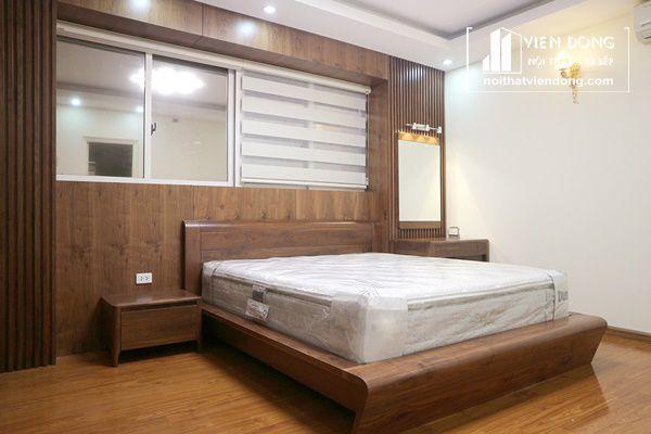 phòng ngủ phong cách hiện đại sang trọng