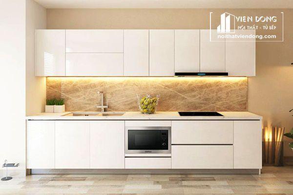 Nên lựa chọn những tủ bếp đẹp và phù hợp