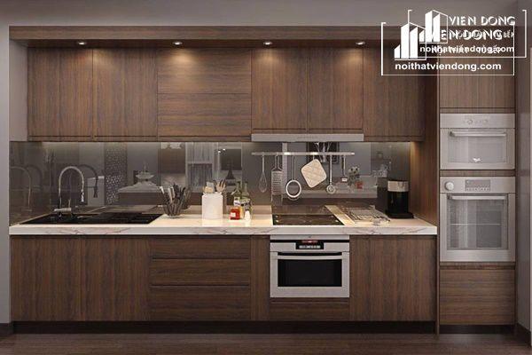 Tủ bếp Laminate đẹp và có độ bền cao
