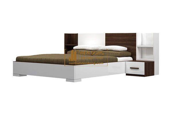mẫu bộ giường ngủ hiện đại 1
