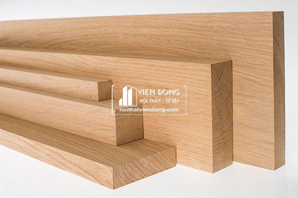 đặc tính gỗ sồi