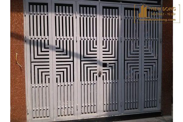 sơn cửa sắt giúp mang lại rất nhiều ưu điểm